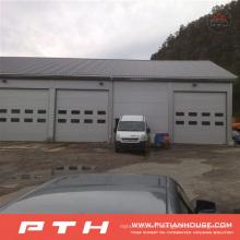 2015 entrepôt préfabriqué industriel préfabriqué de structure métallique de conception de Pth