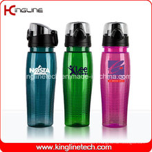700ml BPA Free plastic sports drink bottle (KL-B1812)