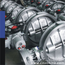 Electric Operation Wafer Type Butterfly Valve