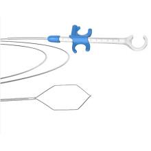Marcado CE acero inoxidable Electrosurgical lazo de polipectomía
