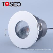Size 83MM Cut hole 68MM IP65 waterproof lighting fixed bath room led downlights
