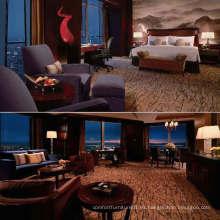 Muebles del dormitorio del hotel