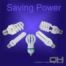 Lampe d'économiser énergie 4U 35 watts d'éclairage ampoule