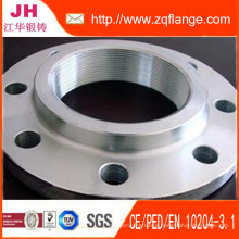 Galvanized Threaded Flange A105 Material