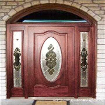 Solid Mahogany/ Okoume Exterior/ Entrance/ Entry Door 40040