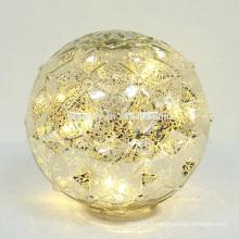 Faire la batterie LED allumée UP Balles de noel