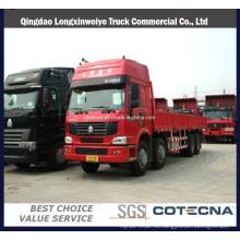 Тележки HOWO грузовик 30ton 8х4 (ZZ1317M4617)