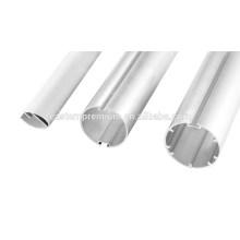 Venta caliente Fábrica de persianas de aluminio persianas inferiores componentes