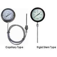 Termómetro de presión de vapor