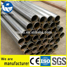 Manufacturer Q195 round/ square steel pipe for dolly cart
