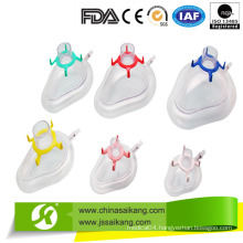 PVC Silicone Small Face Mask (CE/FDA/ISO)