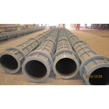 Pretensioning Prestressed Concrete Pile Moulds