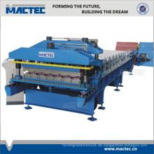Kaltwellige Formmaschine der erstklassigen Qualität der gewölbten Dachplatte