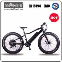 Motorlife / Elektrofahrrad 2017 heiße 48V Lithium Batterie Fett Reifen Ebike