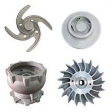 Impulsor de la bomba de agua de colada de acero al carbono (pieza de maquinaria)