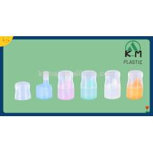 Frasco de bomba de plástico, garrafas de embalagem de cosméticos com bomba 15-50ml