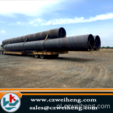 L245 Ssaw Steel Pipe