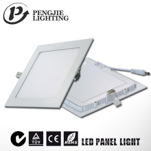 High Quality 6W White LED Ceiling Light with CE (Square)