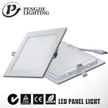 Высокое качество 6 Вт Белый потолочное освещение СИД с CE (квадрат)