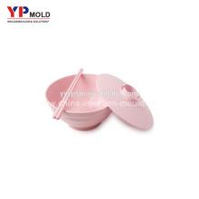 Injeção plástica do molde da bacia do bebê do ANIMAL DE ESTIMAÇÃO do produto comestível de alta qualidade