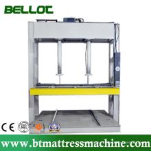 Матрас средней компрессор и матрас упаковочная машина