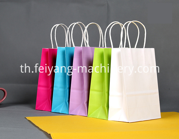 White Color Twisted Paper Cord for Gift Packing