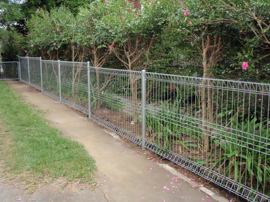 Top Roll Fencing
