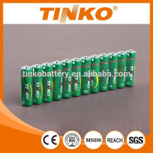 dry battery R03p Size AAA 1.5V