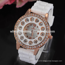 High-quality pashmina cheap custom silicone watches