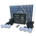 solar photovoltaic FM radio kit for home electricity