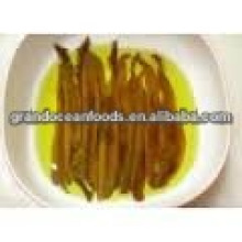 Canned Fillets of Anchovy