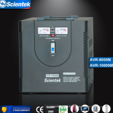 Input 130 to 260V Output 220V Apply to freezer 8000VA Voltage Stabilizer AVR Automatic Voltage Regulator