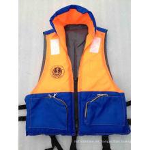 Moda de trabajo de la seguridad de la fábrica de seguridad de la vida profesional chaqueta chaleco