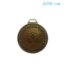 Guangdong Fabricante Round Matal Plate Metal Badge