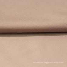 Tela de camisa satén tencel de algodón