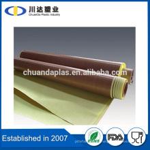 Taizhou поставщик PTFE Материал лента из стекловолокна с тефлоновым покрытием