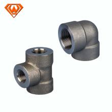 accesorios de tubería de acero al carbono a106