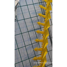 PVC Coated Defending Nail for Protecting