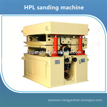 HPL back single sanding machine