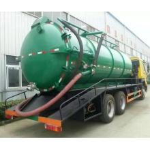 Camion citerne d'aspiration des eaux usées Howo 336HP