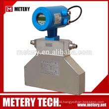Mass flow meter for butane flow meter