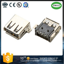 Fbusba2-111 XLR Panel Mount Connector USB Connector (FBELE)