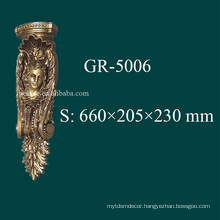 Home Decoration PU Corbel for Construction