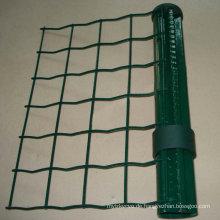 PVC-beschichteter Euro-Maschendrahtzaun / Holland-Zaun (EDWM-01)