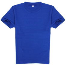 Wholesale high quality cheap blank O-neck t-shirt