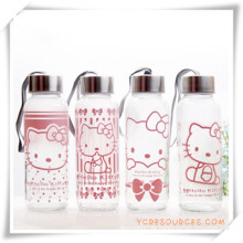 Werbegeschenk für Glasschale / Sport-Wasserflasche (SHC-2)