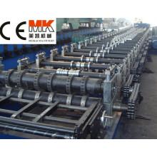 Stahlboden-Plattform, die Maschinen, Decking-Maschinerie und Floorboard bildet Maschine bildet