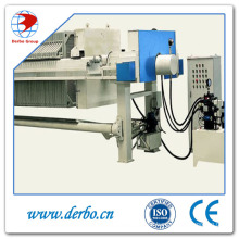 High Frquency Surplus Water Treatment Filter Press