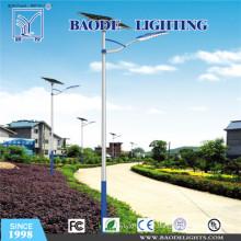 Luz de rua solar do diodo emissor de luz de 100/50 / 30W