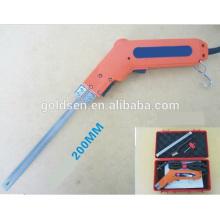 200 milímetros 190W EPS espuma EVA Ferramenta de corte elétrica quente faca Hand Held espuma profissional cortador GW8121